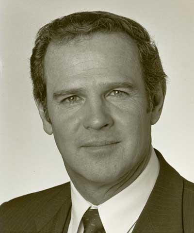 Roger Asendorf, St. James, Minn., ASA president 1984-85