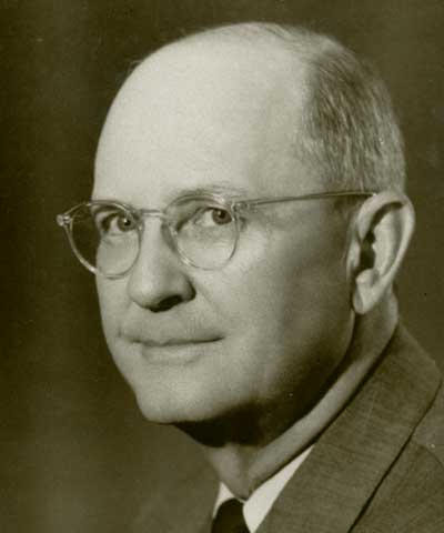 K. E. Beeson, Lafayette, Ind., ASA president 1934-35