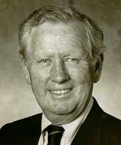 Wayne Bennett, Sr., Lonoke, Ark., ASA president 1987-88