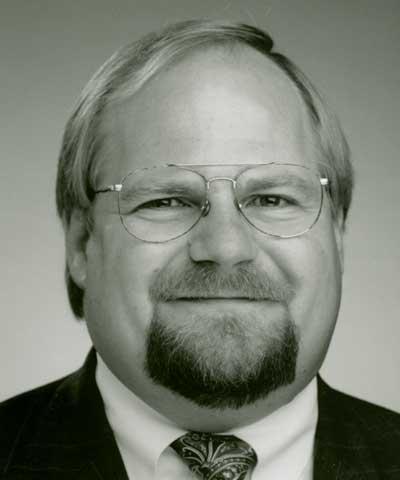 Mark Berg, Tripp, S.D., ASA president 1997-98