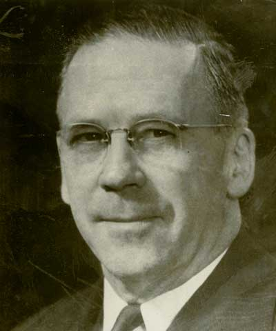 Chester B. Biddle, Remington, Ind., ASA president 1951-53nt 1965-67