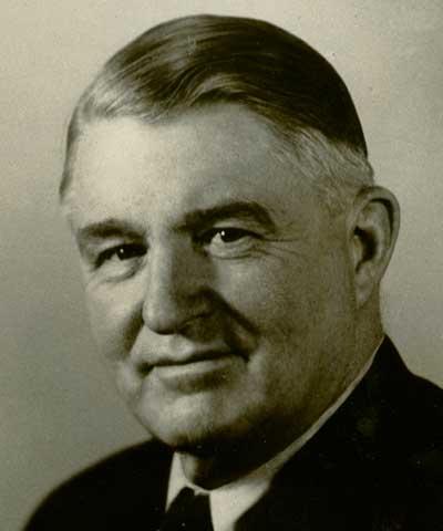 G. M. Briggs, Madison, Wis., ASA president 1922-23
