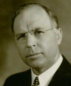 W. L. Burlison, Urbana, Ill., ASA president 1929-30