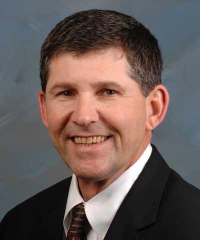 Johnny Dodson, Halls, Tenn., ASA president 2008-09