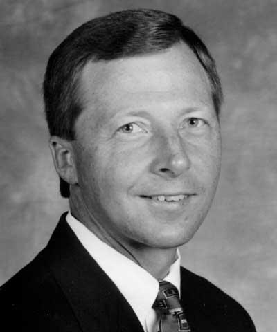 David Erickson, Altona, Ill., ASA president 1996-97