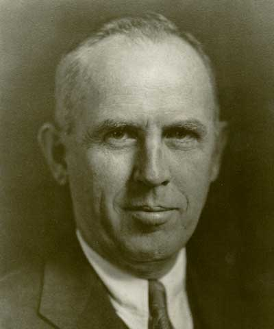 W. C. Etheridge, Columbia, Mo., ASA president 1930-31