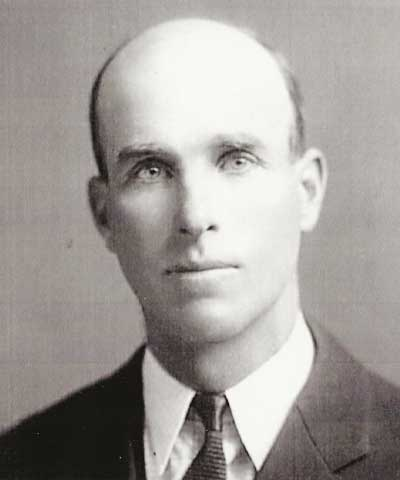 Taylor Fouts, Camden, Ind., ASA president 1920, 1927-28