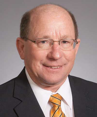 Ray Gaesser, Corning, Iowa, ASA president 2013-14