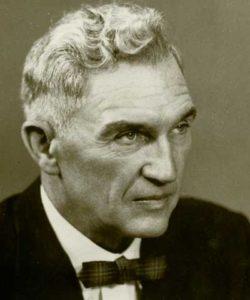 John P. Gray, Baton Rouge, La., ASA president 1932-33