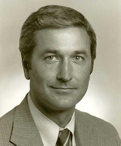 David Haggard, Steele, Mo., ASA president 1986-87