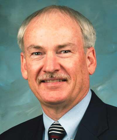 Ron Heck, Perry, Iowa, ASA president 2003-04