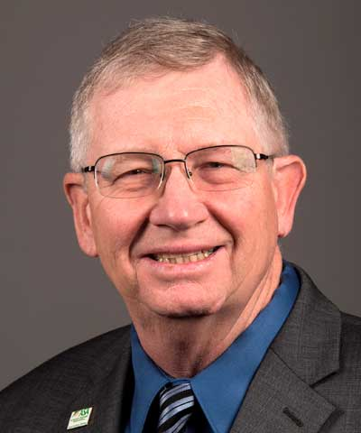 John Heisdorffer, Keota, Iowa, ASA president 2017-18