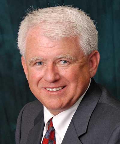 John Hoffman, Waterloo, Iowa, ASA president 2007-08