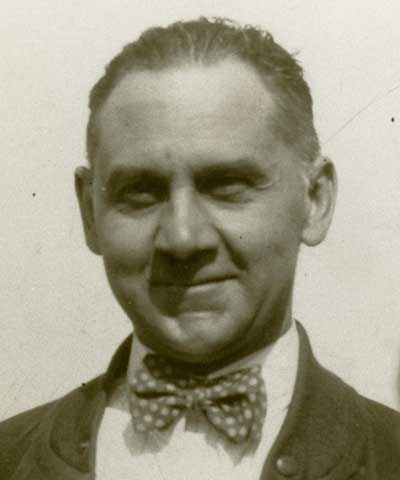 Joe Johnson, Champaign, Ill., ASA president 1943-44