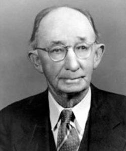 Fred P. Latham, Belhaven, N.C., ASA president 1926-27