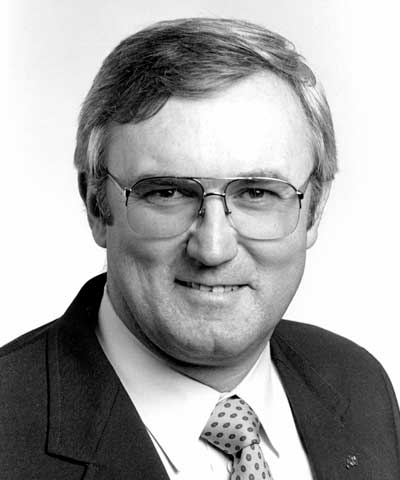 John Long, Newberry, S.C., ASA president 1995-96