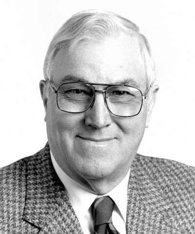 Merle (Buck) McCann, Carson, Va., ASA president 1990-91