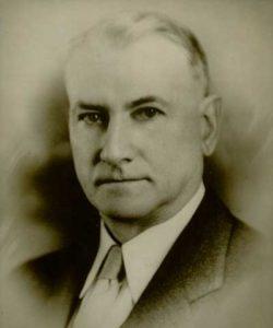 C. K. McClelland, Fayetteville, Ark., ASA president 1933-34
