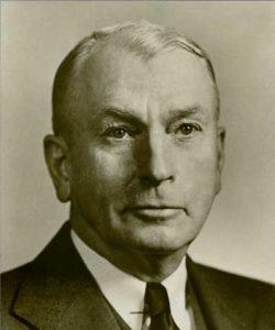 G. G. McIlroy, Irwin, Ohio, ASA president 1938-41