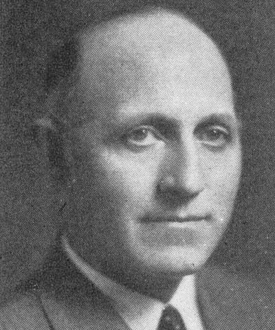 Walter W. McLaughlin, Decatur, Ill., ASA president 1946-47