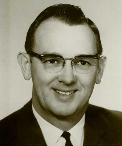 Laurel C. Meade, West Lafayette, Ind., ASA president 1965-67