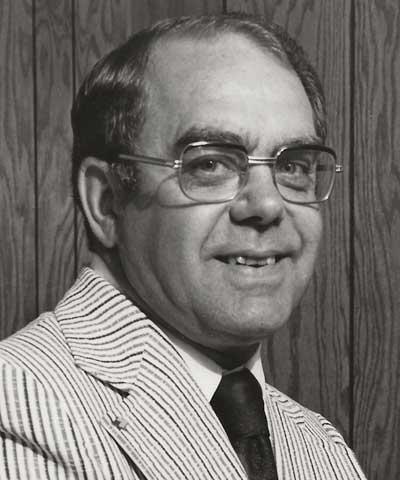 Gerald Michaelson, Dawson, Minn., ASA president 1976-77
