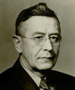 J. B. Park, Columbus, Ohio, ASA president 1937-38