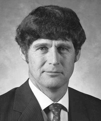 Gary Riedel, Centralia, Mo., ASA president 1991-92