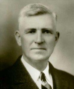 W. E. Riegel, Tolono, Ill., ASA president 1920-21