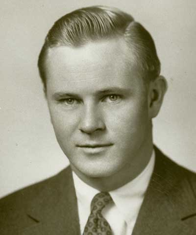 John Sawyer, London, Ohio, ASA president 1957-59