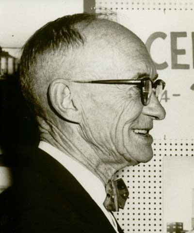 Carl G. Simcox, Assumption, Ill., ASA president 1959-60