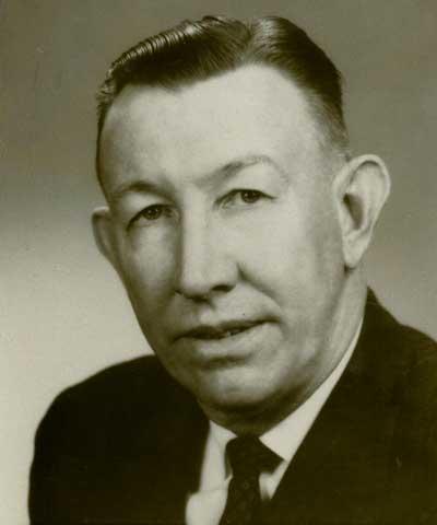 Hays Sullivan, Burdette, Ark., ASA president 1963-65