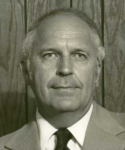 Leslie Tindal, Pinewood, S.C., ASA president 1969-71