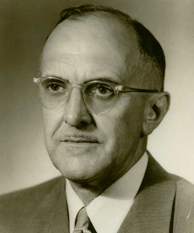 Ersel Walley, Fort Wayne, Ind., ASA president 1947-49