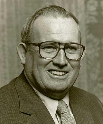 Ralph Weems, Jr., West Point, Miss., ASA president 1983-84