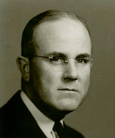 David G. Wing, Mechanicsburg, Ohio, ASA president 1941-43