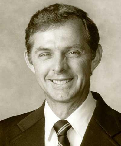 Steve Yoder, Altha, Fla., ASA president 1992-93
