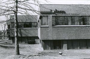 From 1978, this is a picture of ASA's new world headquarters at 777 Craig Road in St. Louis, Missouri.