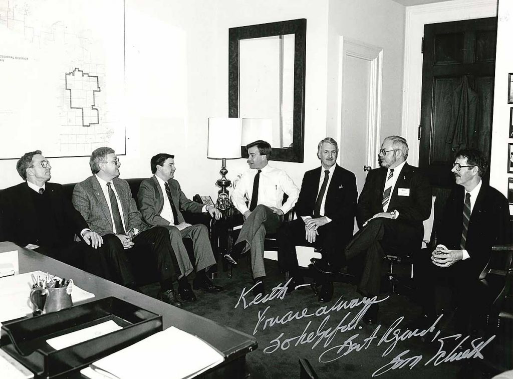 MI-MSA-in-DC-Spring-1987.Photo: Michigan Soybean Association