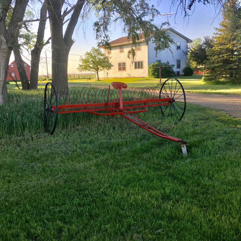 Farmstead established in 1907.